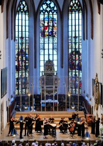 Bachwoche Ansbach St Johannis Kirche Konzert